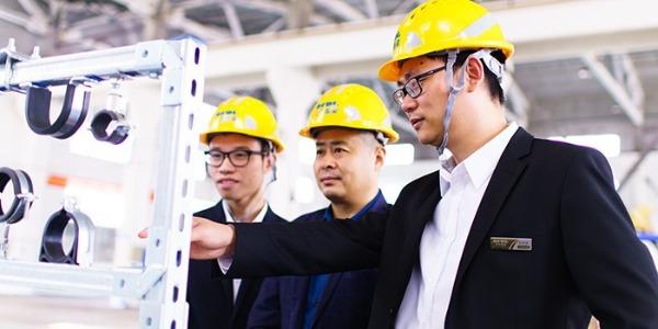 市场中抗震支架生产厂家生产的产品具有哪些优势特点?
